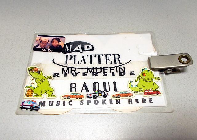 MAD PLATTER 6634