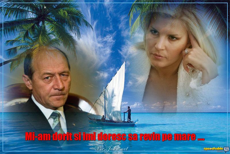 Basescu a visat si viseaza sa revina pe mare 7929049310_2e0cf549b5_o