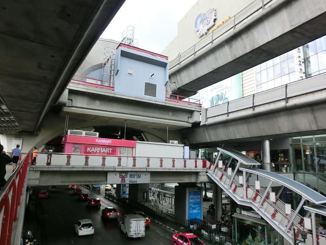Siam station サイアム駅