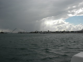 CLOUDY DAY IN BIZERTE