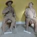 Alloway statues - Tam O'Shanter, Souter John