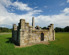 GA Governor Troup's tomb