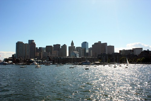 Boston Bay - Massachusetts