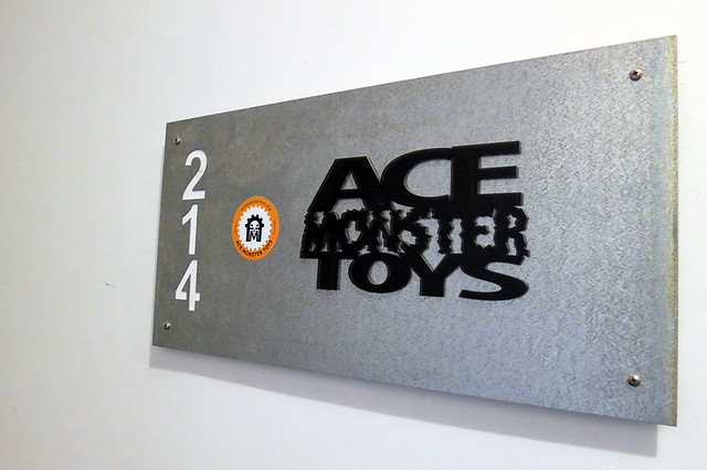 Hacker Scouts at Ace Monster Toys