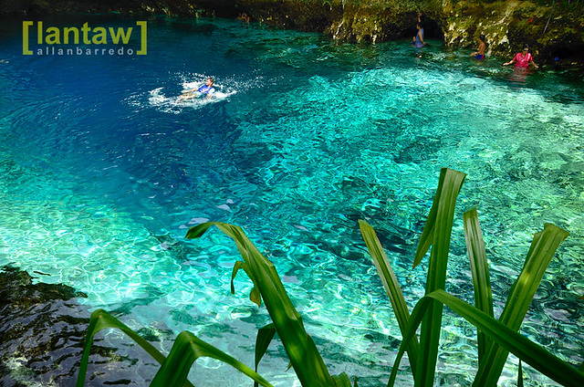 Hinatuan's Enchanted River