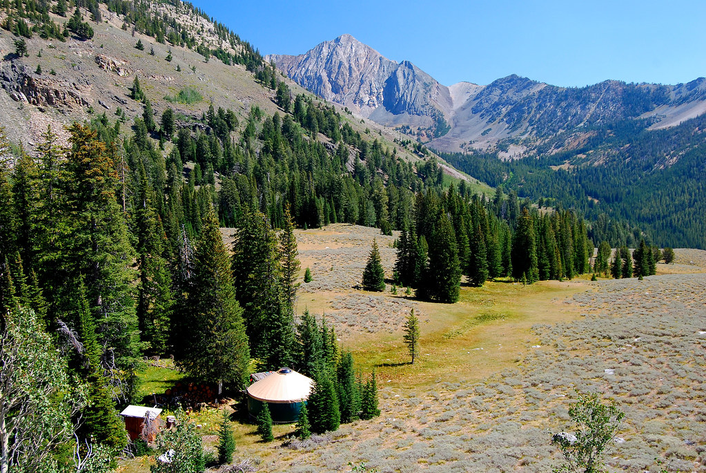 Alpine Yurt