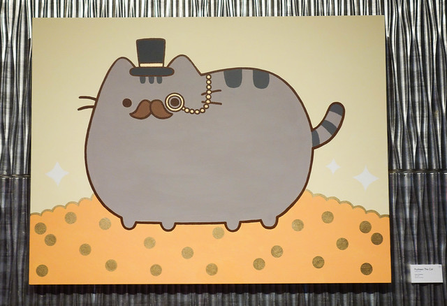 Cashcats.biz Art Partie: How the One Purrcent Really Live