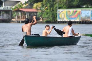 Lugarenos, felices, tranquilos ... Tortuguero - 7950151662 673b0309ef n - Tortuguero, entre la tranquilidad y la vida salvaje