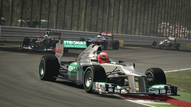 F1 2012 on PS3