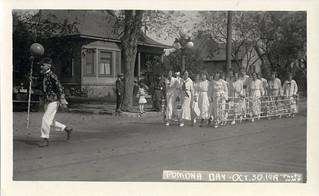 Pomona Day 1919