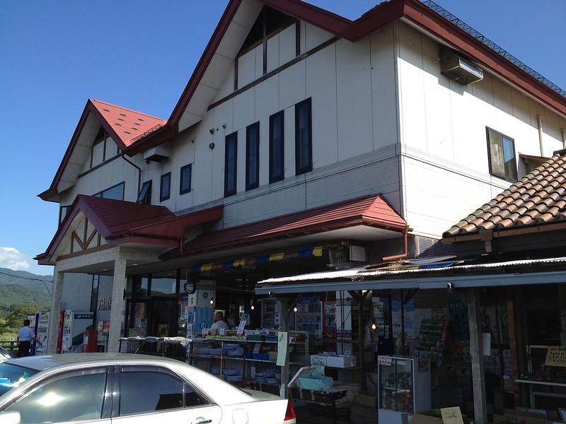道の駅水沢