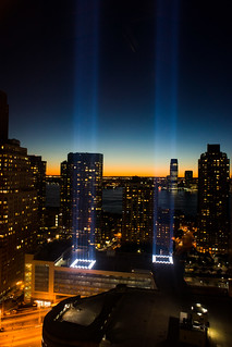 9/11 Tribute in Light, 2012