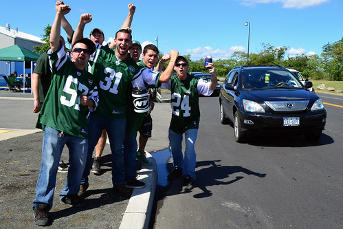 jets tailgaters