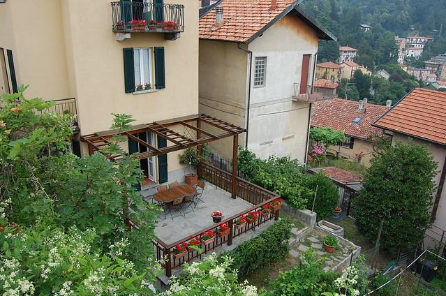 Lake Como Italy home