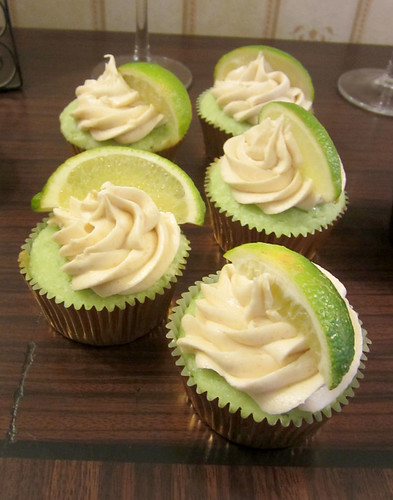 Moscow Mule Cupcakes