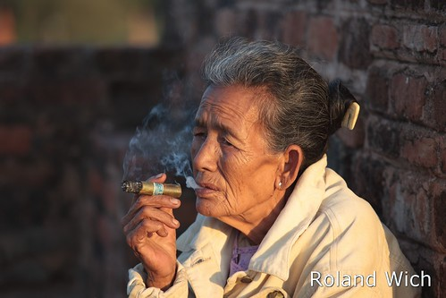 Bagan - Evening Cheroot