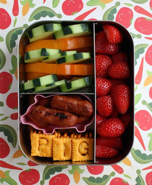 Preschool Bento Box #327