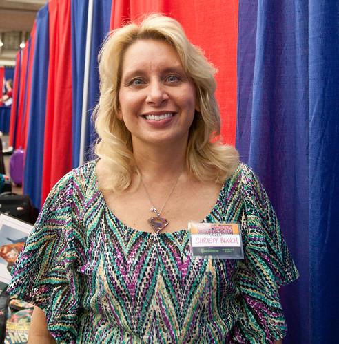 Christy Blanch of Thrillbent
