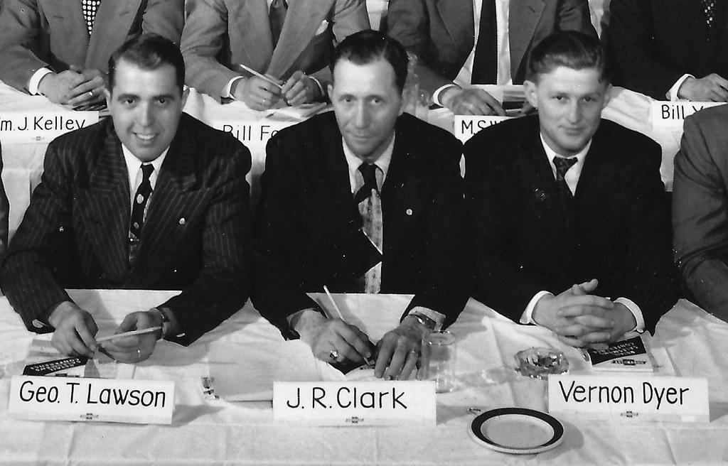 Chevrolet Retail Salesmen's Conference - 1950 detail 1