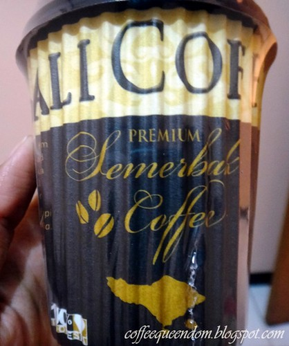 Bali Coffee, Semerbak Coffee Premium