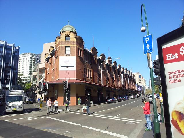 Aaron's Hotel Haymarket