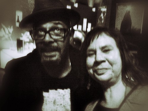 Barry Adamson. Day 258/366.
