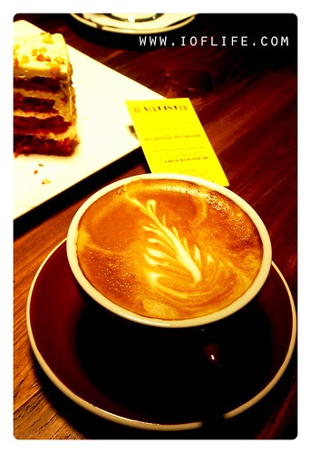 Cappuccino Blacklisted