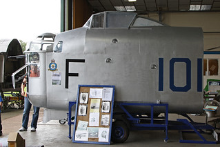 Boulton Paul Overstrand Cockpit Mock-Up