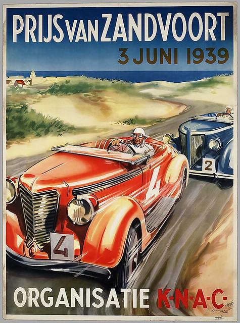 Zandvoort Trophy. 1939