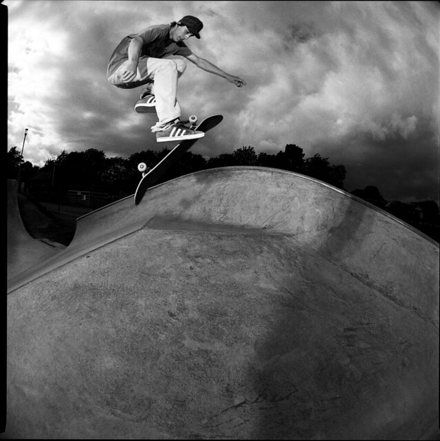 Jimbo - Tre Flip the Hip