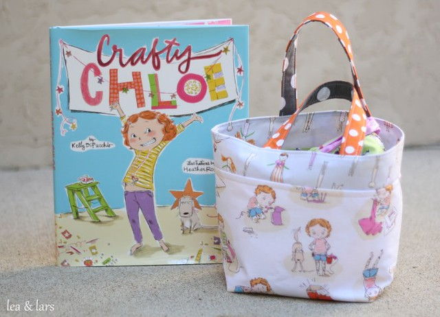 crafty chloe book and bag
