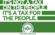A Tax For the People.
