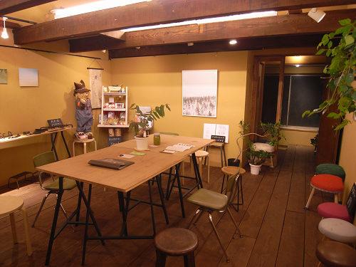 期間限定カフェに使える貸スペース『ホ・スセリ』@きたまち