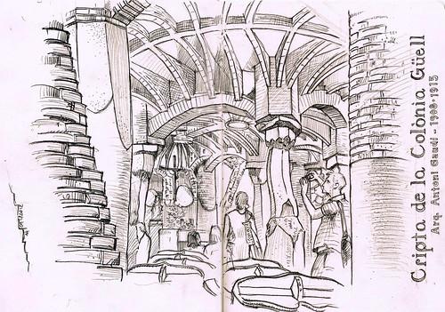 Cripta-interior