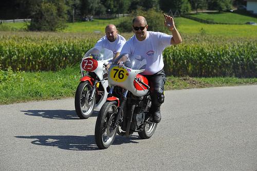 classic motorcycle Oldtimer Grand Prix 2012 Schwanenstadt Austria Copyright B. Egger :: eu-moto images 0898