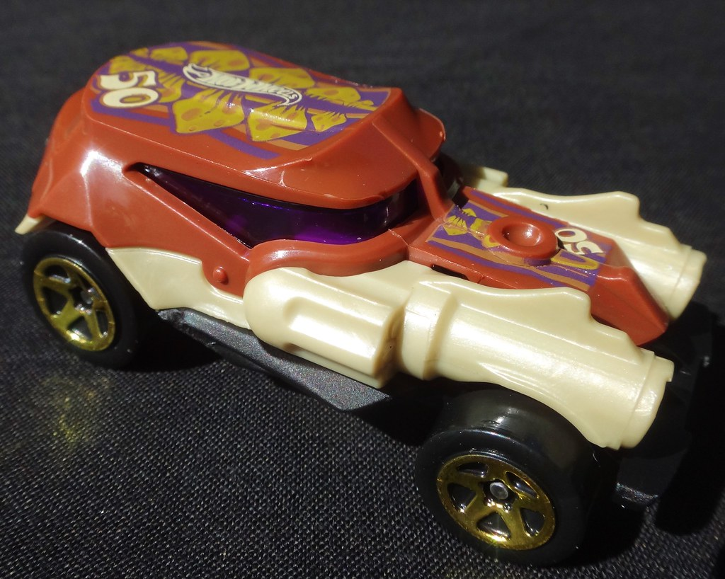 Target Halloween 2012 Hot Wheels Shell Shock