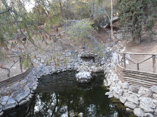 Athens: Little Lake at Philopappou