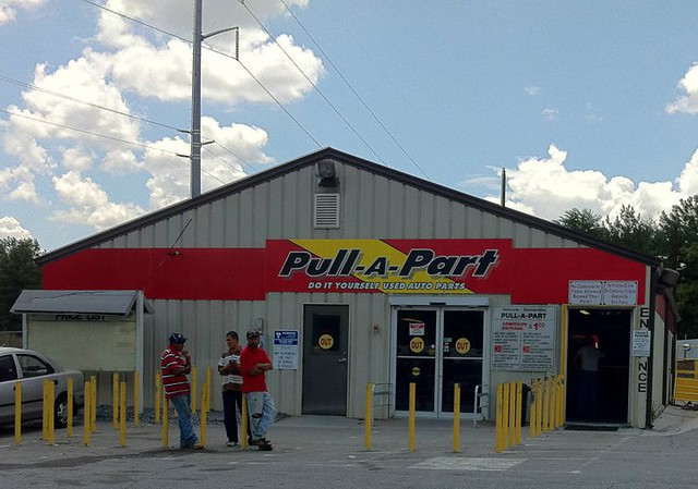 Pull A Part We Sell Used Auto Parts For Less We Buy