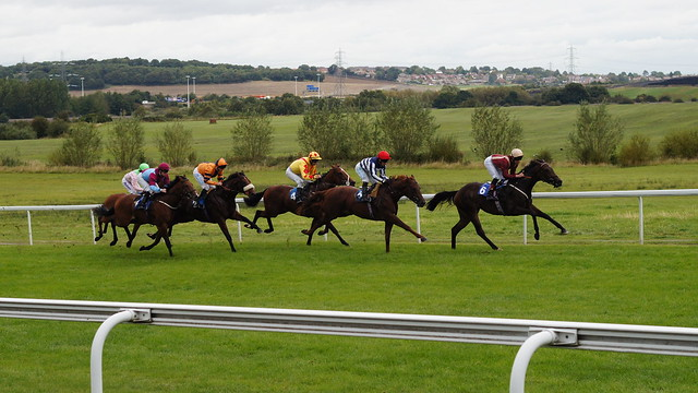 A Day At The Races - Pontefract