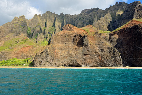 Day 2: Cruising the Na Pali Coast