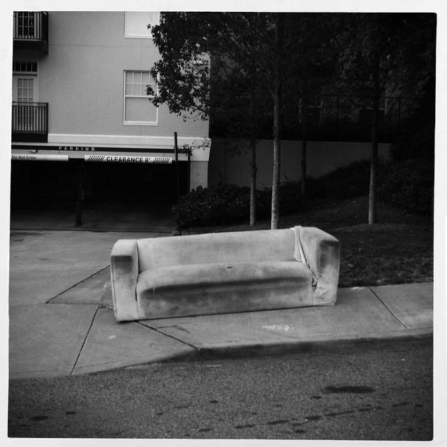 Sofa, Midtown, Atlanta