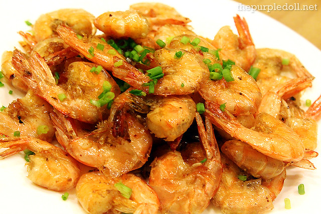 Salt & Pepper Shrimp P380