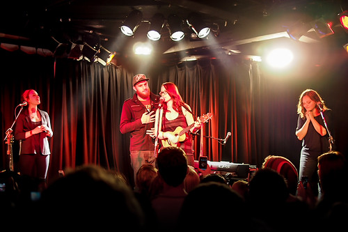 Ingrid Michaelson at Corner Hotel, Melbourne