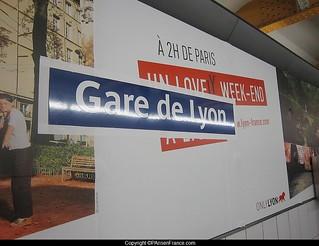Voyages (au départ de Paris)