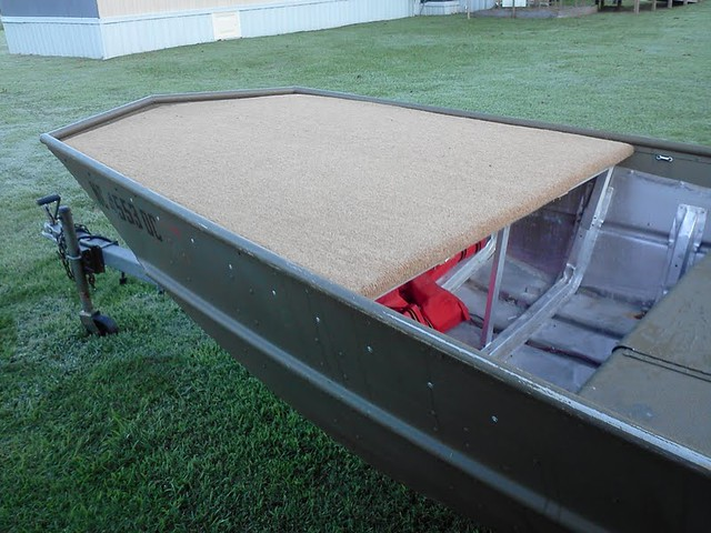 Build a jon boat deck Details ~ Selly marcel