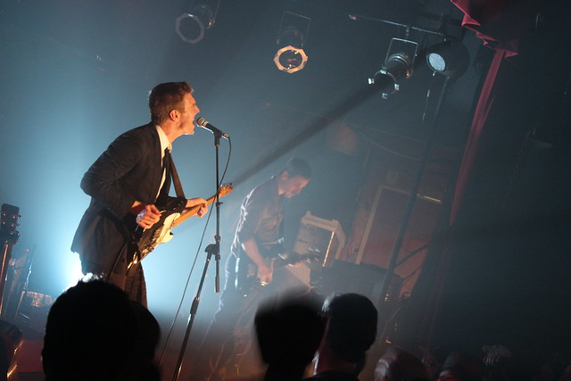 The Walkmen, Milo Greene & White Arrows @ Fitzgerald's