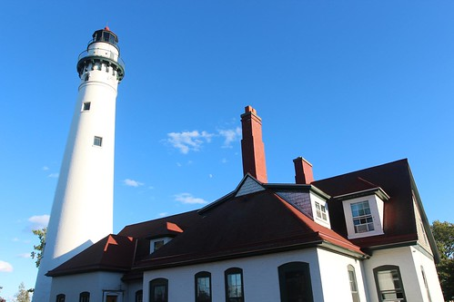Day 52: Cliffside County Park and the Wind Point Lighthouse.