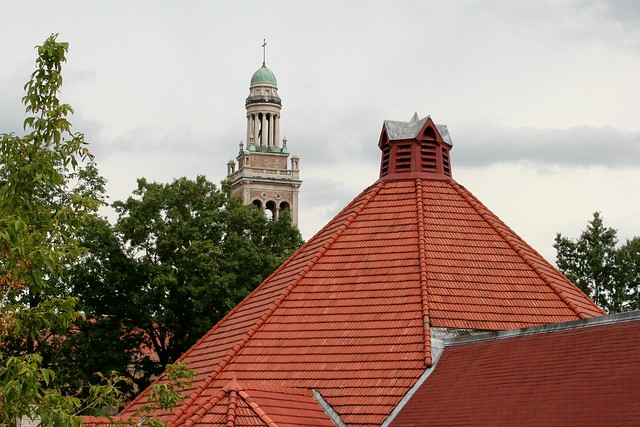 Montclair Church Roofscape