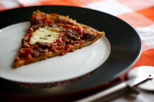 Pizza med dina favoritpålägg
