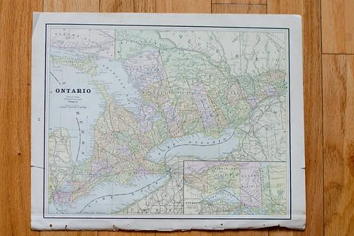 Ontario circa 1881-1889
